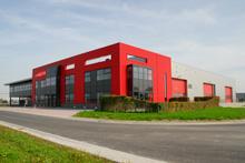 Kantoor en productieruimte te Wieringerwerf