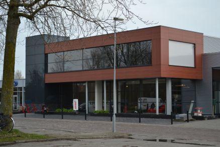 Revitalisatie winkelruimte te Den Helder