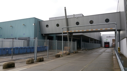 Uitbreiding magazijn Hegron te Purmerend