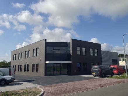 Kantoor Koopman Auto te Opmeer